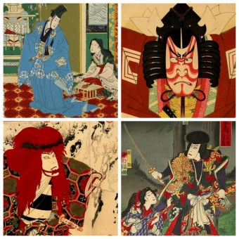 Toyohara KUNICHIKA, Meiji Japanese Woodblock Prints, Woodblock Prints Online Shop