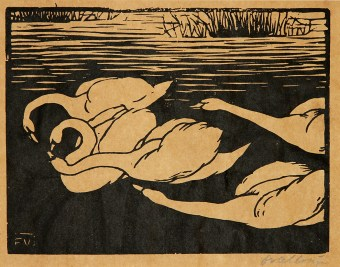 Woodblock Print - Félix VALLOTTON